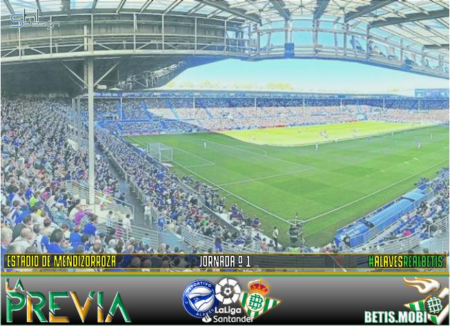 Previa | C.D Alavés – Real Betis Balompié | El inicio de la incertidumbre