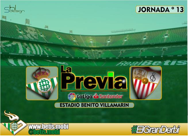 Previa | Real Betis Balompié-Sevilla FC: Más que tres puntos