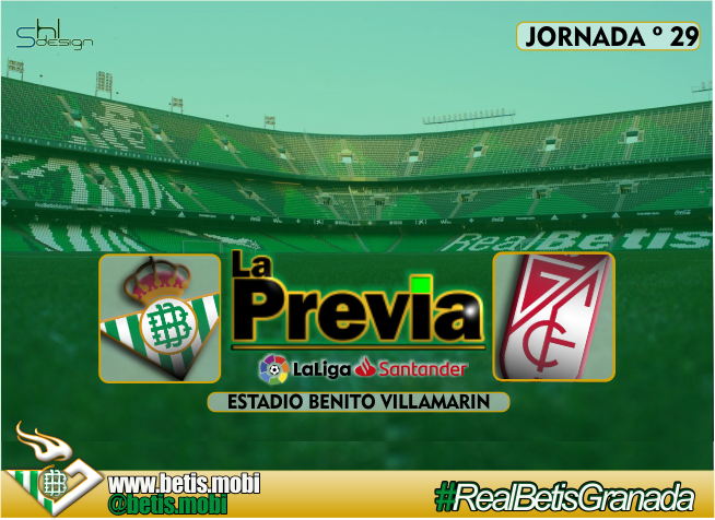 Previa | Real Betis Balompié-Granada C.F; La primera piedra