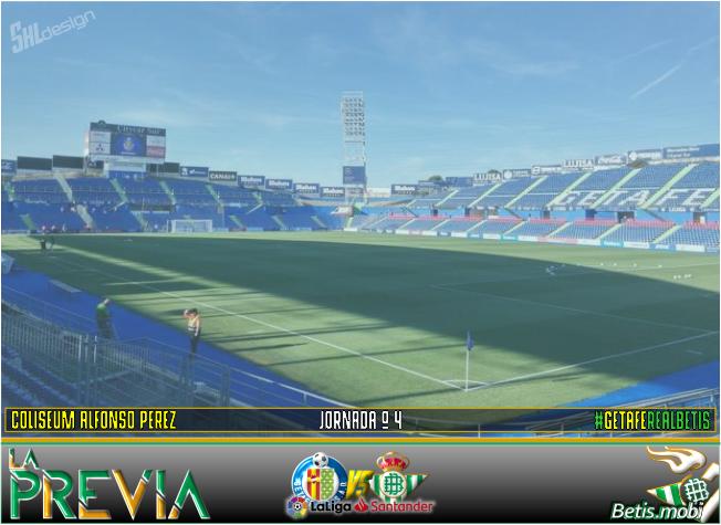 Previa | Getafe CF-Real Betis: un hueso duro de roer