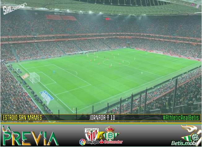Previa| Athletic Club de Bilbao-Real Betis Balompié; A por la primera en San Mamés