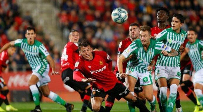 Crónica | RCD Mallorca 1-Real Betis Balompié 2: Joel aguanta el triunfo verdiblanco