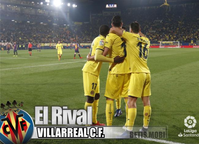 Análisis del rival   Villarreal Club de Fútbol