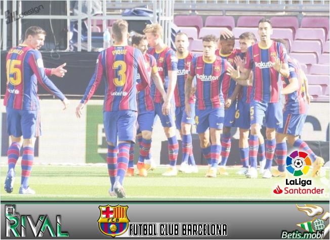 Análisis del rival   FC Barcelona