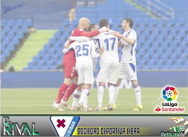 Análisis del rival   SD Eibar