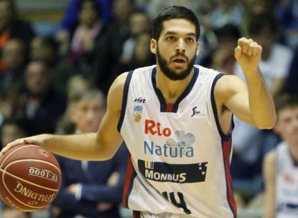 Baloncesto | Pepe Pozas, primer fichaje del Coosur Betis