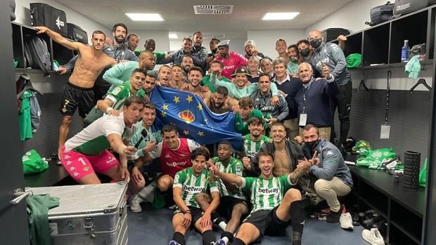 La temporada 20/21 del Real Betis en 13 momentos